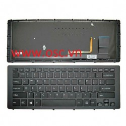Thay bàn phím Laptop Keyboard Replacement Replace for Sony SVF15N Series New