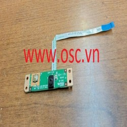 Vỉ mở nguồn Microphone laptop DELL LAITITUDE E5520 POWER BUTTON BOARD  CABLE Mic