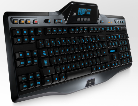 Logitech® G510 Gaming Keyboard