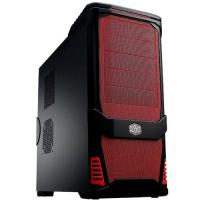 Case CoolerMaster USP100 (RC-P100-KRWN2) Red