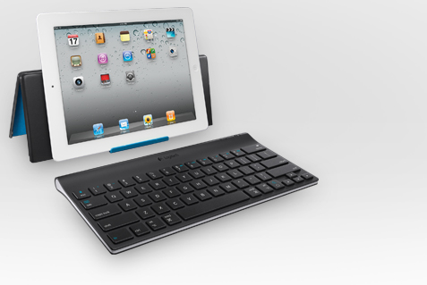 Bàn phím Logitech Tablet Keyboard for iPad